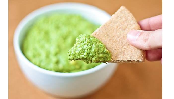 Spinach Hummus Recipe