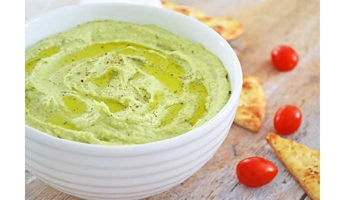 Hummus Spinaci