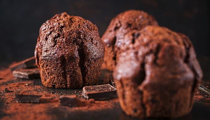 Vegan Muffin al Cioccolato